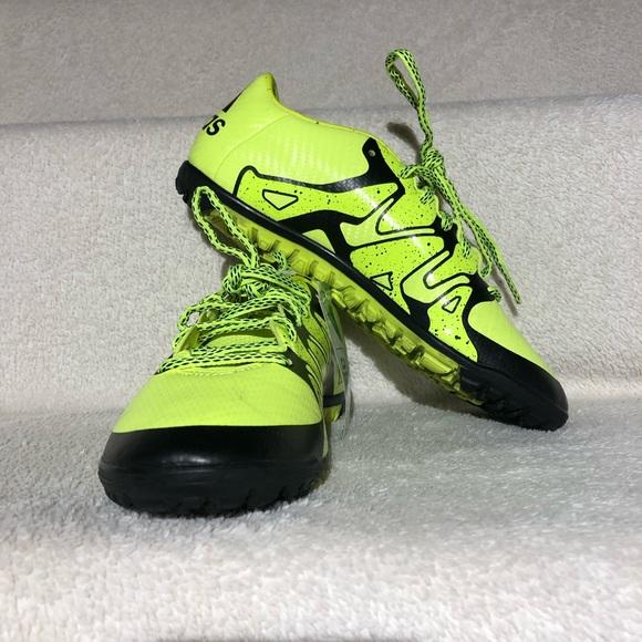 best website 381e5 c2edc Used Adidas X 15.3 TF Soccer Turf Shoes